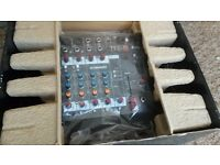 Allen & Heath ZEDi8 Mixer/USB Audio Interface - as new with box, cables, software & manual