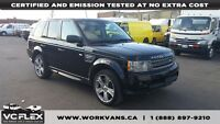 2010 Land Rover Range Rover Sport Sport Supercharged - LOADED