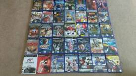 PS2 with 35 games! - SALE