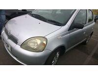 Toyota Yaris 1.0 Semi-Auto new MOT £750
