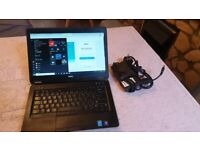 DELL LATTITUDE E6440 14 INCH LAPTOP WITH INTEL CORE I5 processor @ 2.60GHz, 8 GB RAM