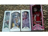 Leonardo dolls