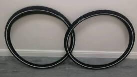 Kenda hybrid tyres & tubes pair new