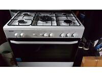 Gas oven / Cooker, Bush double