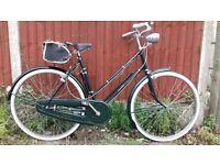 Ladies Raleigh Bicycle/Bike - Vintage 1963 - Excellent Condition