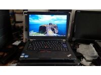 Lenovo thinkpad t420 windows 7 500g hard drive 6g memory wifi webcam dvd drive core i5