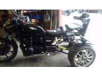 REDUCED 1988 Kawasaki Trike