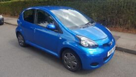 2010 TOYOTA AYGO 1.0 VVT-I - MOT 31th MARCH 2019 - 84000k - £20 A YEAR TAX - 1 OWNER FROM NEW