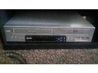 Daewood VHS/DVD combo