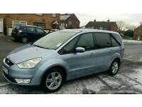 2007 FORD GALAXY 1.8 TDCI, SAT NAV, PANORAMIC SUNROOF, ALLOY WHEELS, 1 OWNER, HPI CLEAR