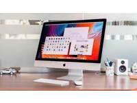 Latest Slim 21.5' Apple iMac Quad Core i5 2.7Ghz 8Gb 1Tb HDD Cubase 8 Logic Pro X Ableton 9 Massive