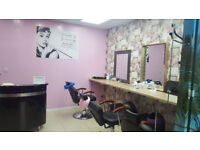 Busy Salon to let on Wood Green High Street
