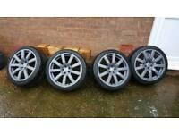 "VW/SKODA/SEAT/AUDI 18"" Alloy wheels"