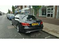 FINANCE AVAILABLE Mercedes E220 Pco registered FINANCE AVAILABLE