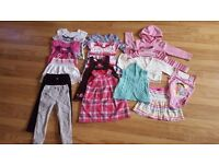 Girls clothes size 2-3 yrs