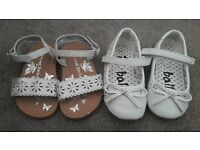 Girls sandals and shoes in excellent condition