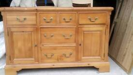 Pine Cupboard /Chest/Sideboard