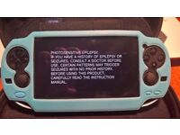 PS VITA WITH GAMES AND ACCESSORIES NEVER USED MINT PRETTY MUCH BRAND KNEW