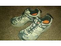 Merrell walking trainers