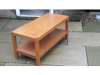COFFEE TABLE, LAURA ASHLEY OAK