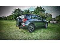 Toyota RAV4 2.0 XT4 5dr - recent service-new battery-2 keys