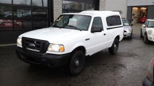 2009 Ford Ranger XL,AUTOMATIQUE, A/C, 2x4, COVER BOX