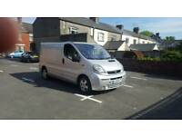 Vauxhall Vivaro Sportive Diesle 6 speed in Very good condition , (not renault traffic ford transit )