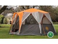 8 man tent,trailor,camping gear