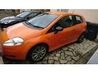 Fiat grande punto 2007 1.9L multijet