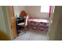 Fully furnished nice and tidy large Single room to rent in Ilford
