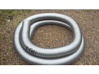 FLEXIBLE MULTIFUEL CHIMNEY LINER with stainless steel twin wall Class1