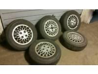 Vauxhall Nova wheels set of 5