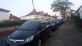 Vauxhall zafira deisel