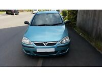 Low Mileage (48975) 2004 Vauxhall Corsa Life, 1.0 litre (3 Cylinder)
