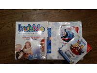 Bubble DVD Games Console