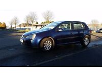 Volkswagen Golf Sport 1.9 tdi Mk5. 2004 BARGAIN low millage for it`s age 12 months M.O.T