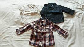 9-12 months Boys Shirts