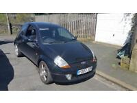 2003 Ford Street Ka 1.6 Petrol Black 3 Door