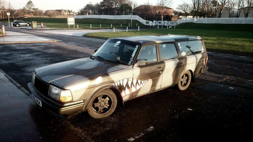 Volvo 240 GL estate 1991 rat look urban survival tank | in Broughty Ferry, Dundee | Gumtree