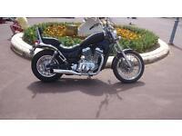 1986 Suzuki Intruder ONLY 12,700 miles