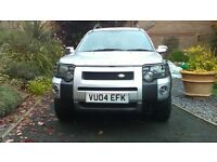 Landrover Freelander 1.8 XEI 5 Door, 5 speed, Face lift model.