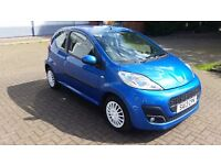 Peugeot 107 No Tax And cheap Insurance and Full MOT !!!