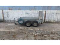 Ifor Williams Twin Axle Trailer 8x5