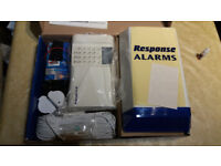 Friedland PA4 Wired Intruder Alarm 4 IR and 2 door and 1 dummy