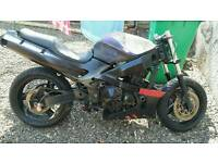 Kawasaki zzr600 street fighter spares or repair
