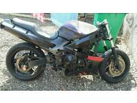 Kawasaki zzr600 spares or repair
