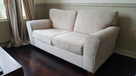 Lovely two-seater sofa for sale - £150 ONO