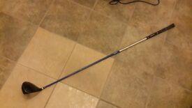 Golf driver (club) Maxfli HF 460 hyper forged 1 10° 460cc