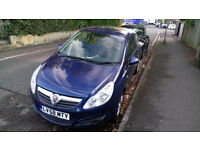 VAUXHALL CORSA BREEZE 2008 REG**EXCELLENT CONDITION***VC5 INCLUDED**READY TO DRIVE MOT TILL 2017AUG