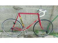 Raleigh T I road racer touring bike bicycle